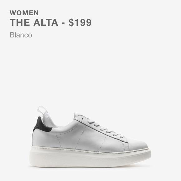 Alta Blanco Women 199 wiki for sale geniue stockist cheap price perfect online KTML9v3d